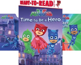 PJ Masks (36 Book Series)