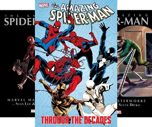 Amazing Spider-Man (1963-1998) (47 Book Series)