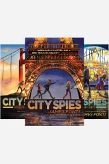 City Spies (3 Book Series) Kindle Edition
