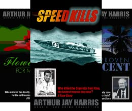 Harris True Crime Collection (8 Book Series)