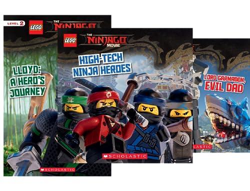 LEGO NINJAGO Movie (5 Book Series)
