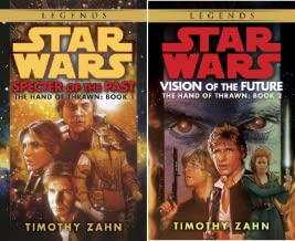 Star Wars - The Hand of Thrawn (2 Book Series)
