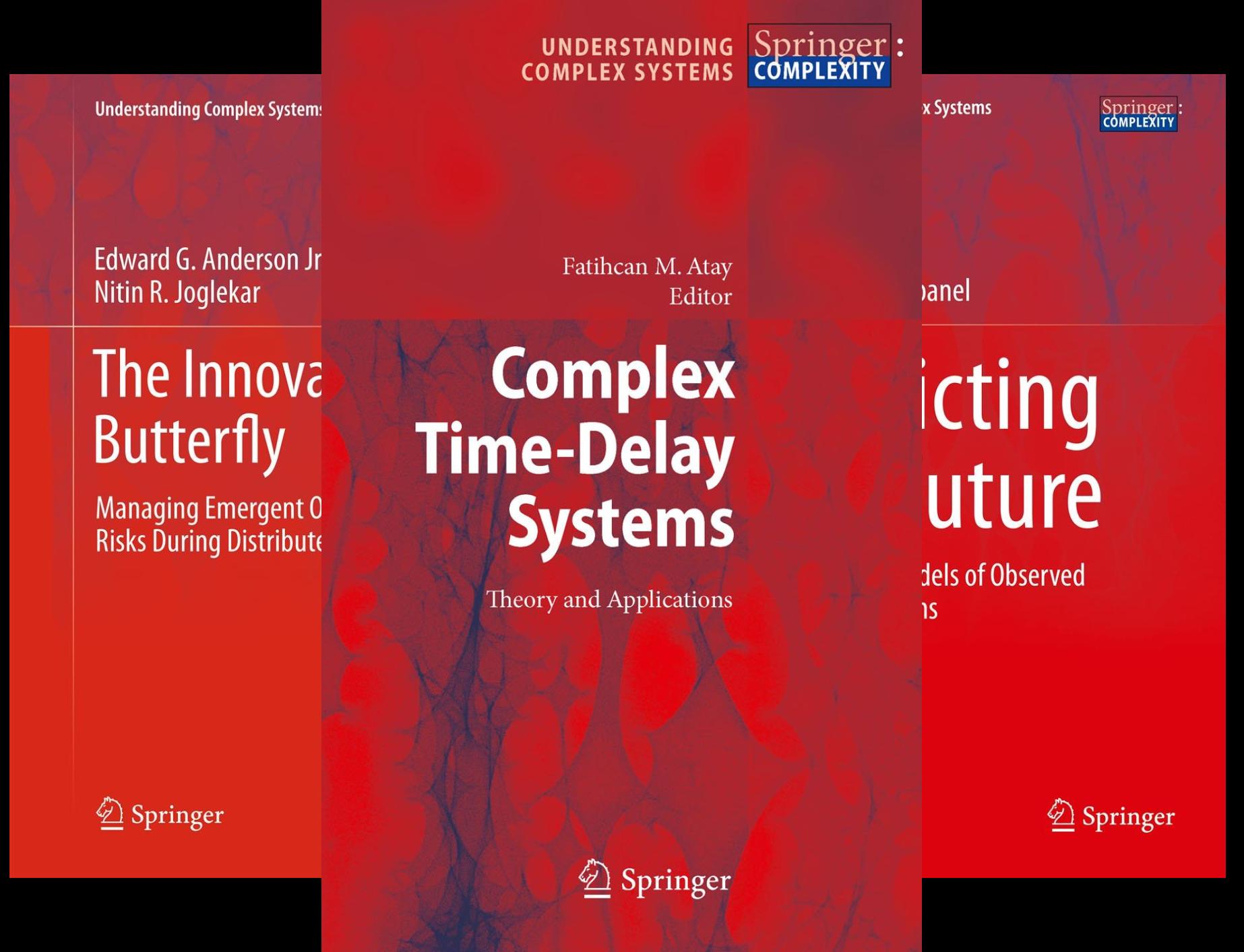 Understanding Complex Systems (19 Book Series)