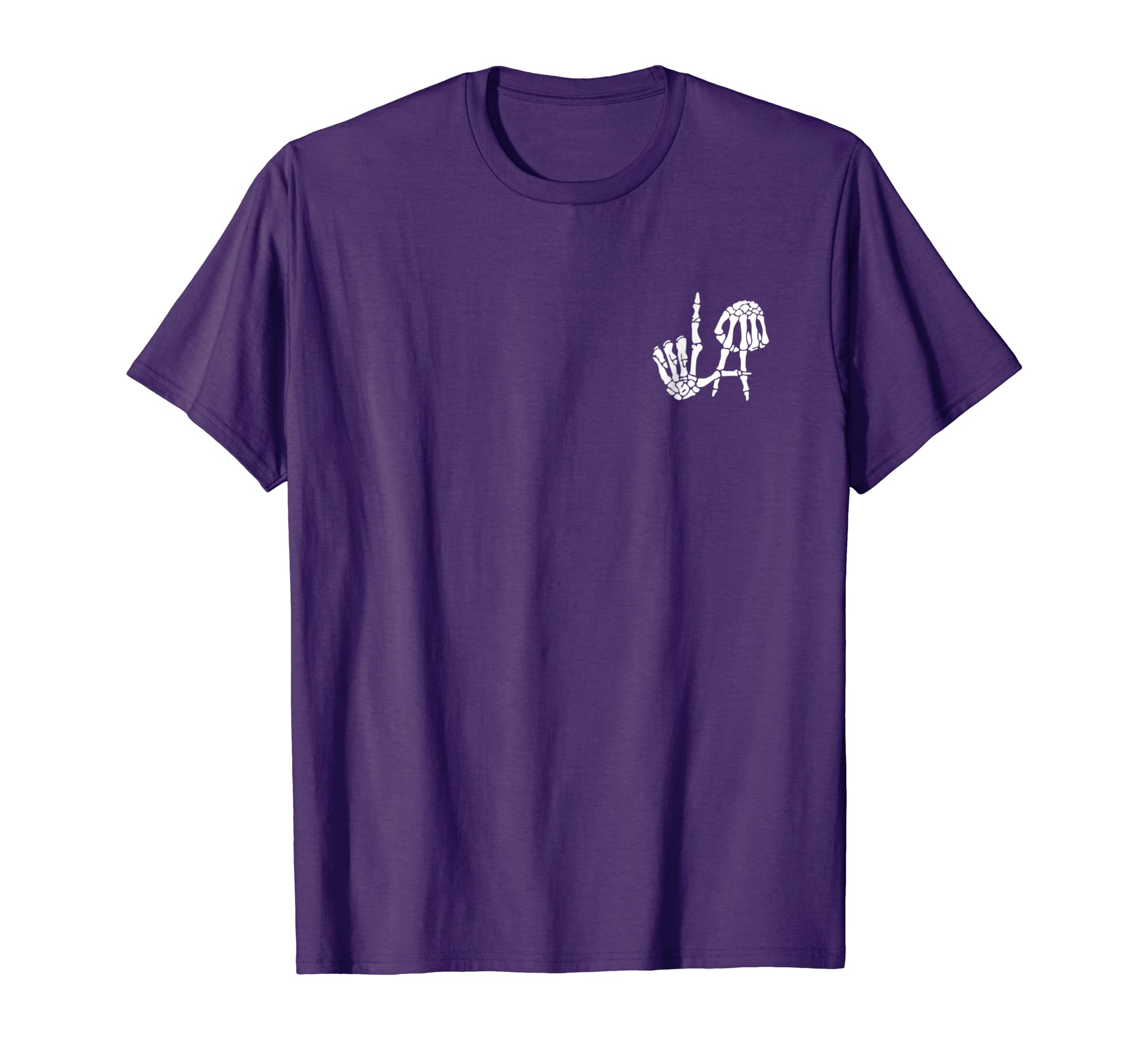 Amazon Cool Los Angeles Tshirt With Skeleton La Sign Clothing