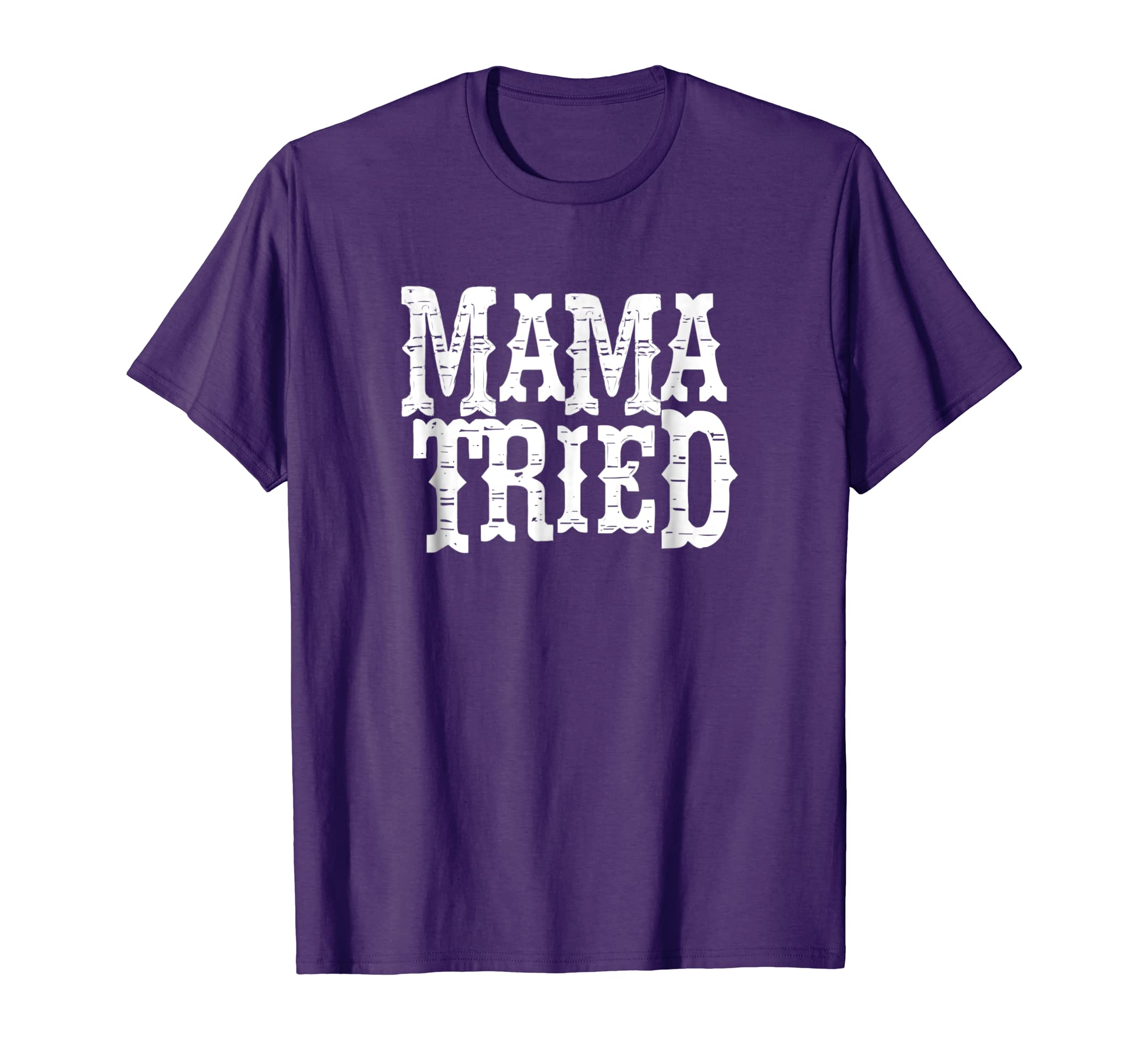VINTAGE Mama Tried Country Outlaw Music T Shirts-Teesml