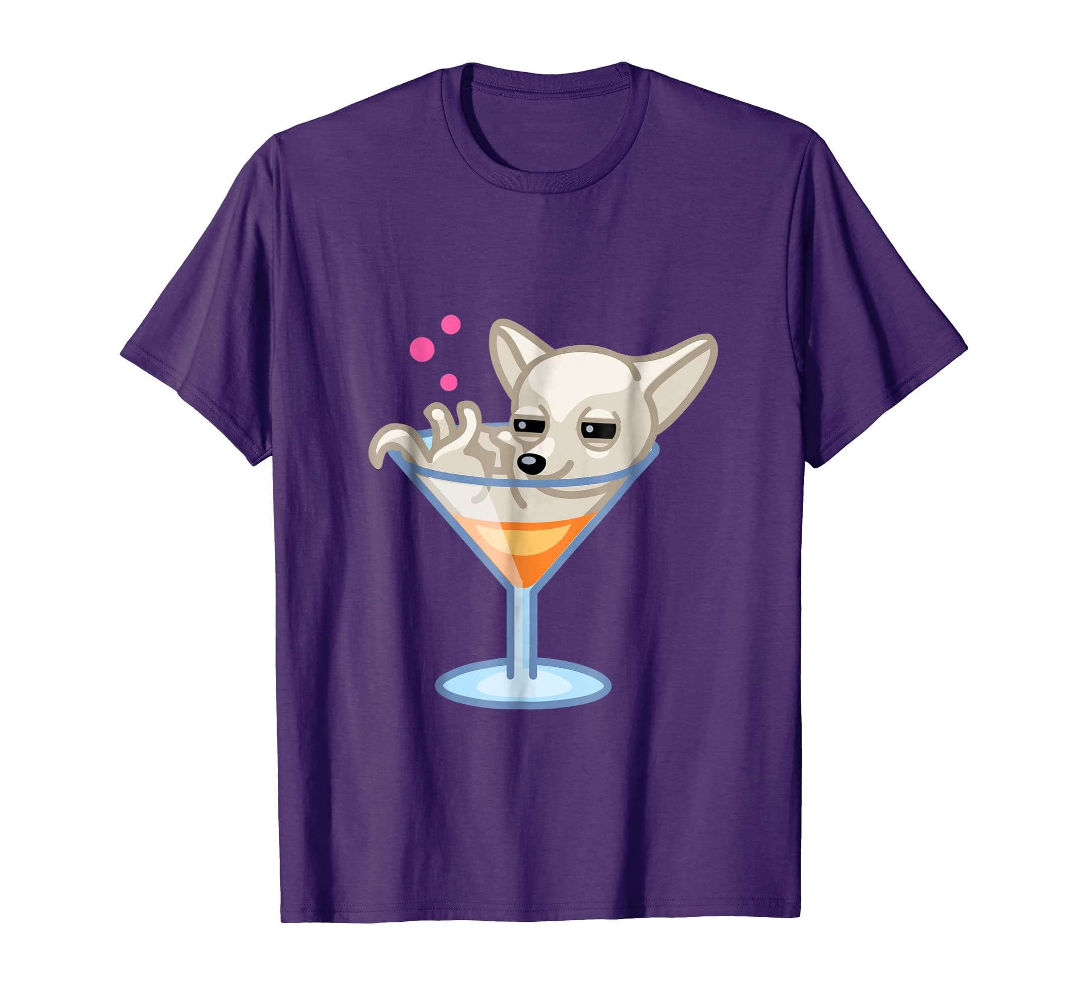 Funny Chihuahua Dog Tshirt -Dog Gifts for Dog and Pet Lovers-AZP