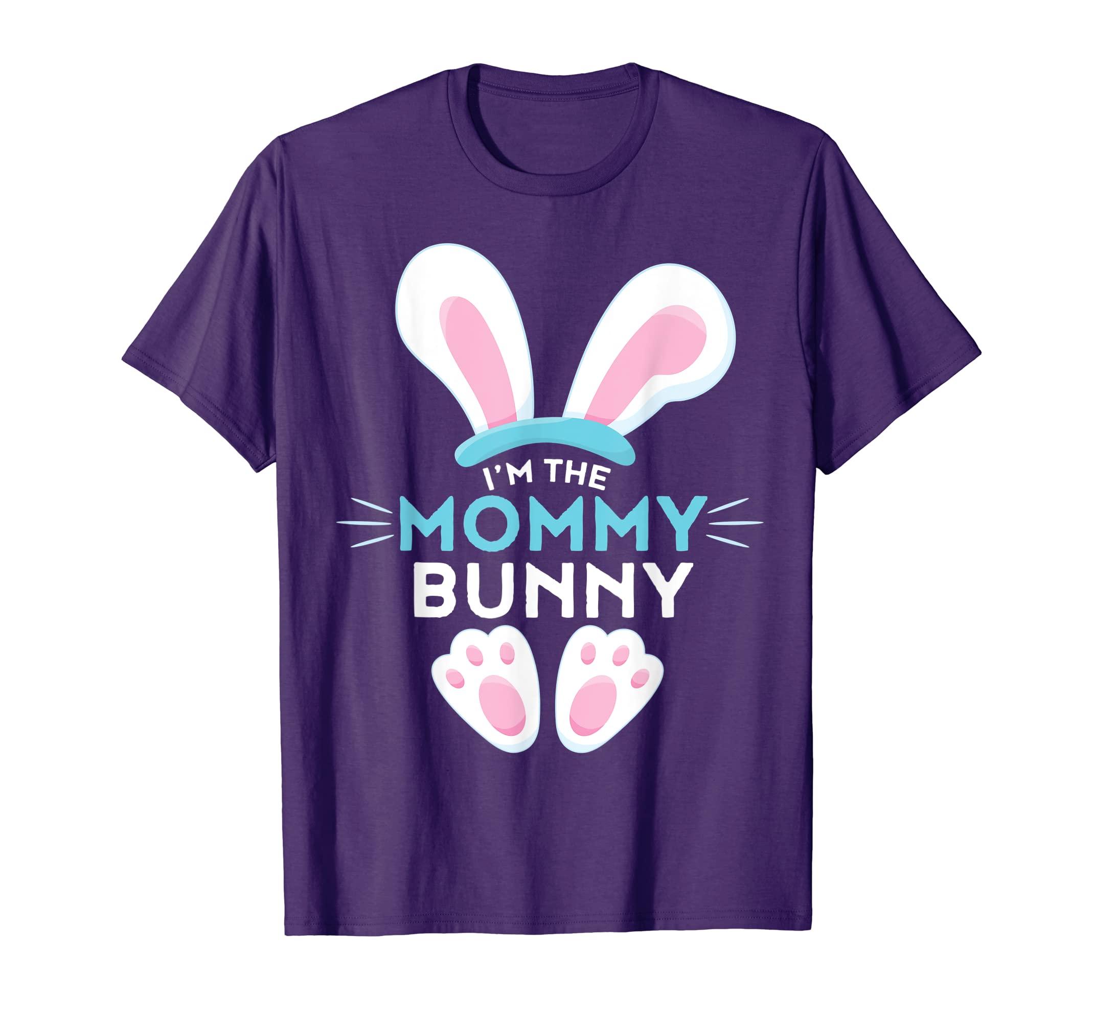 Matching Family Easter Shirts - I'm the Mommy Bunny-ANZ