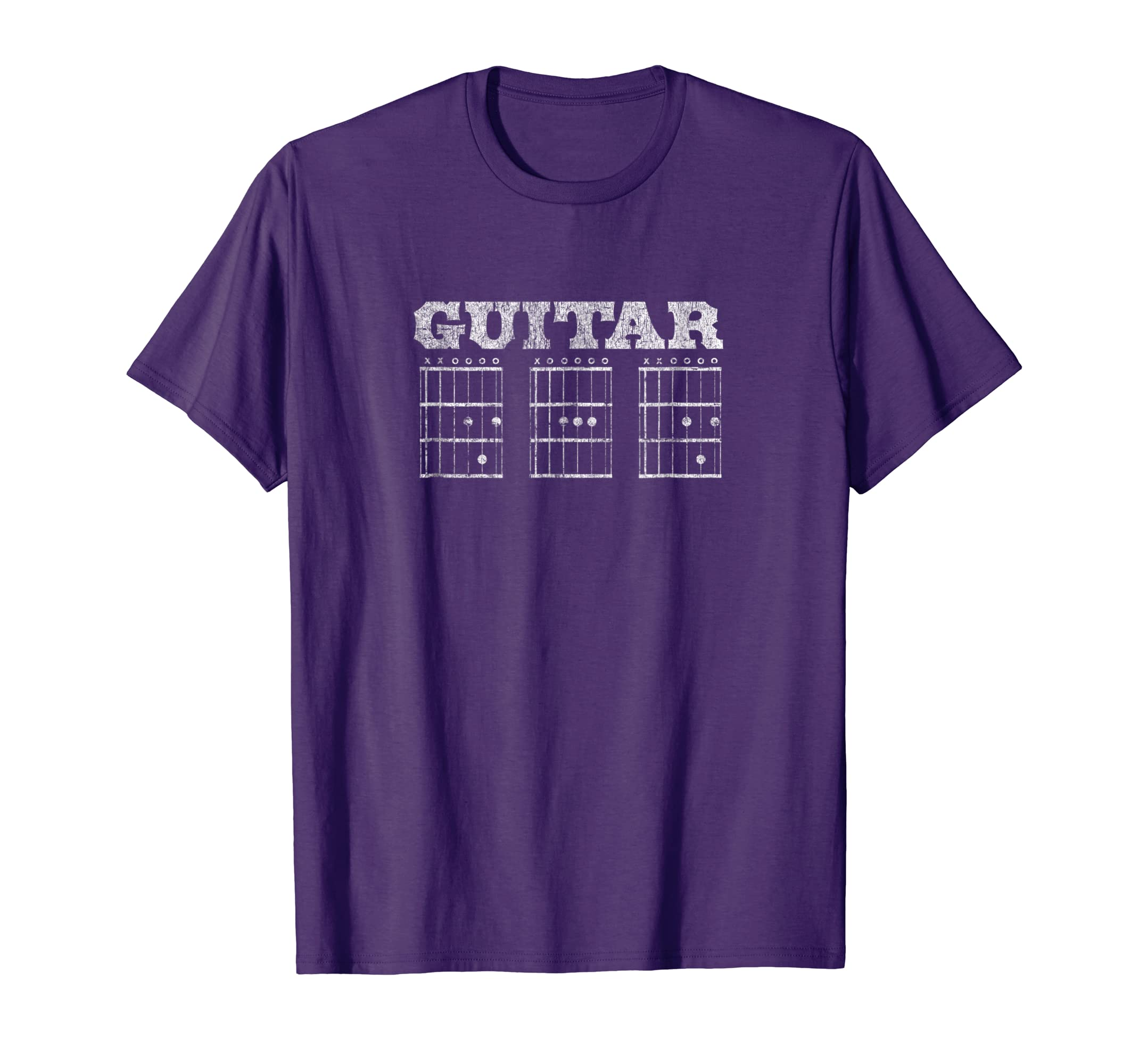 Funny Father's Day T-Shirt - World's Greatest Guitar Dad- TPT