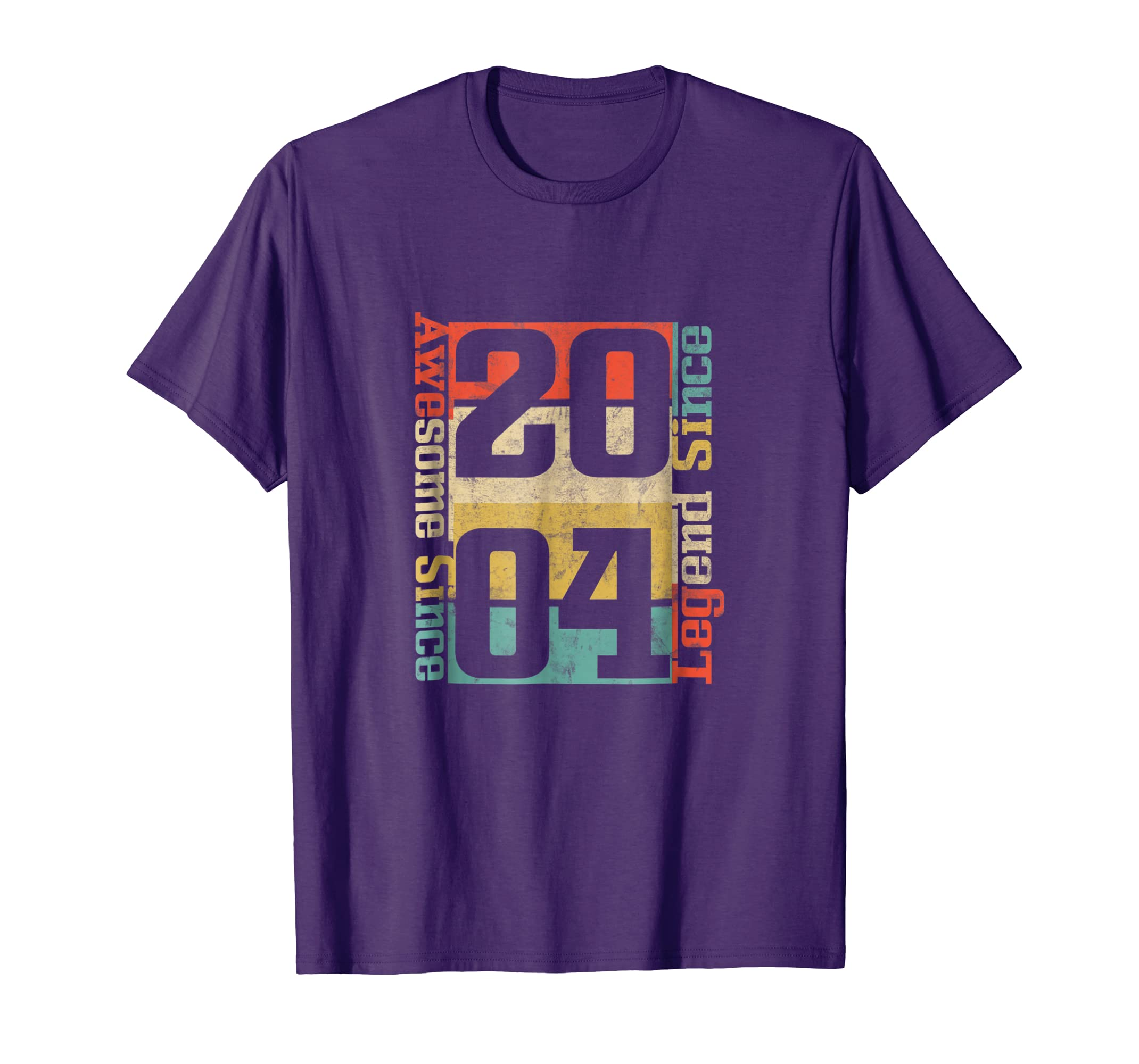 14th Birthday Shirt, Awesome Since 2004 Funny Gift Idea-Teesml