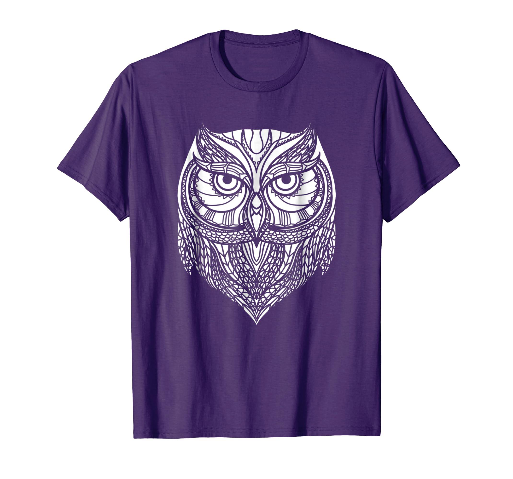 Maverick Infanta Inspirational Owl CUAI0018-azvn
