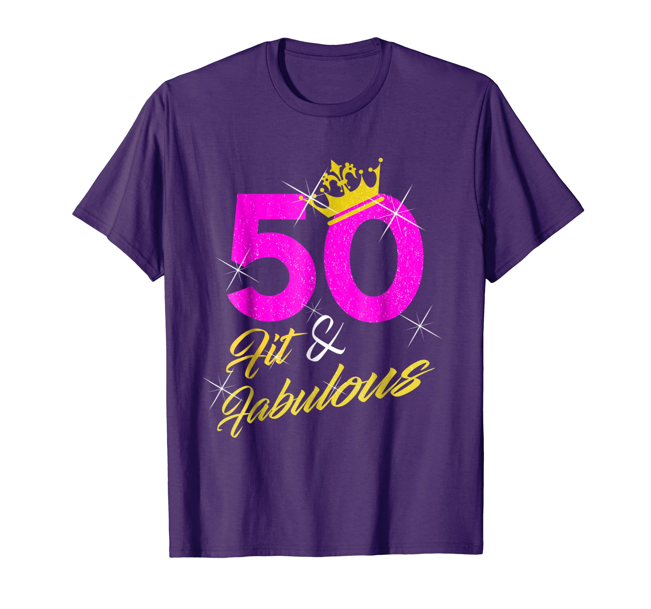 Amazon 50th Birthday T Shirt For Women