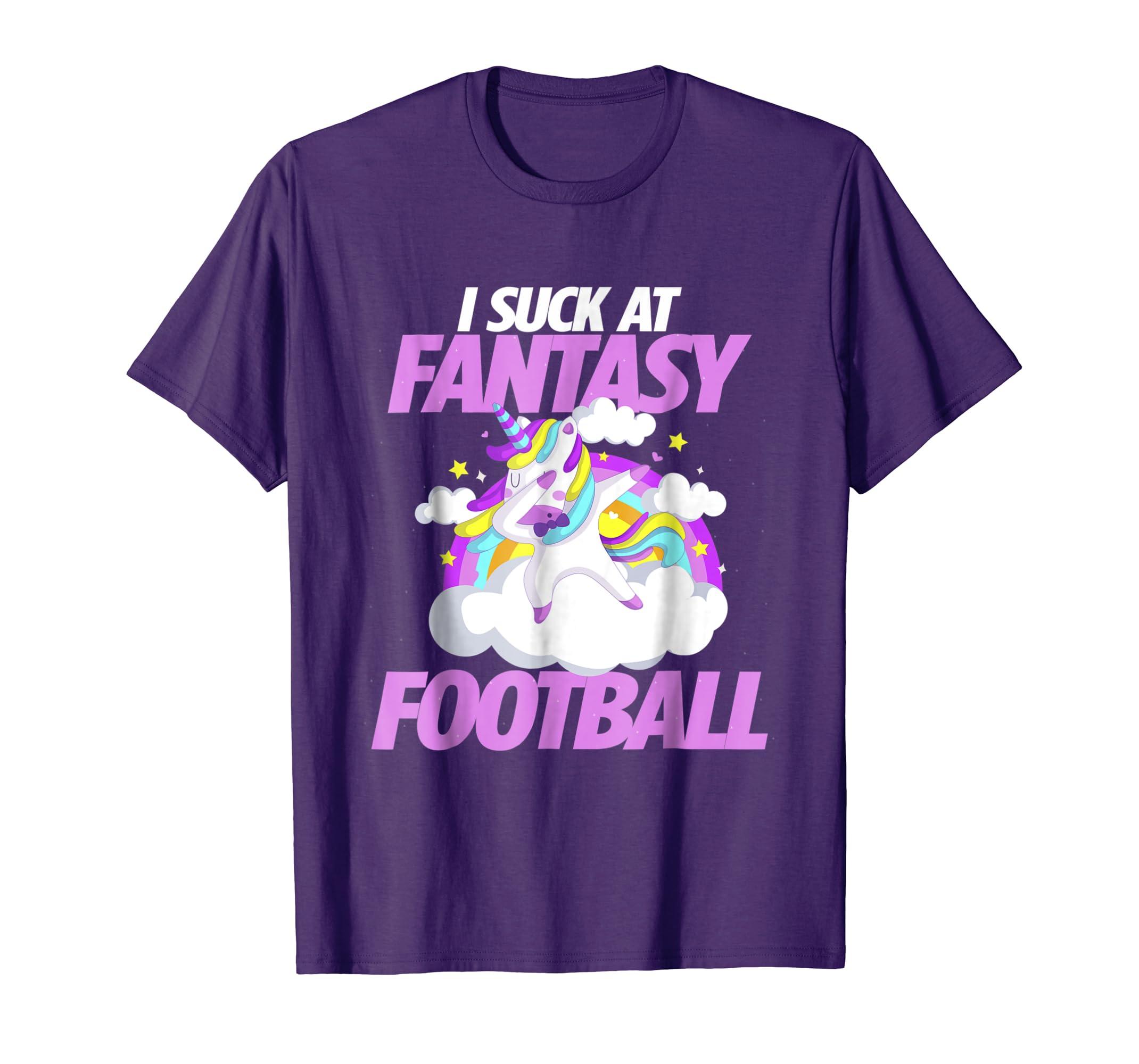 I Suck At Fantasy Football Tshirt