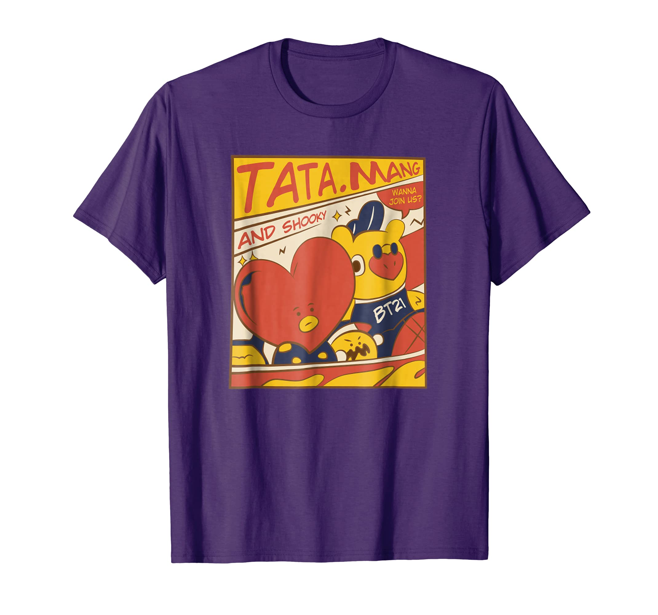 Kids T shirt Bt21 VINTAGE biases out there in the world-Colonhue