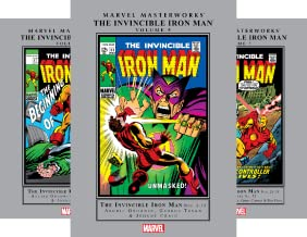 Iron Man (1968-1996) (24 Book Series)