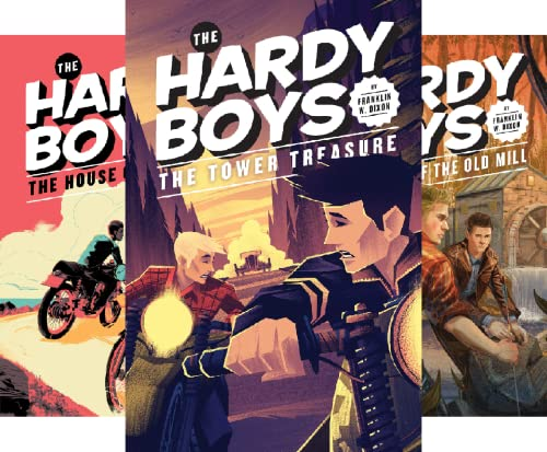 The Hardy Boys (50 Book Series)