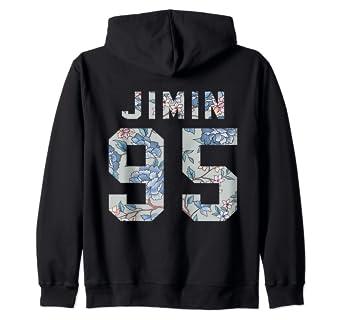 Amazon Com Official Bts Jimin 95 Kpop Bangtan Boys Merchandise