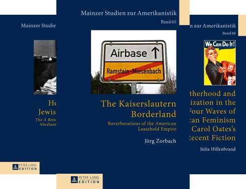 Mainzer Studien zur Amerikanistik (11 Book Series)