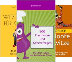 Witze Collection (Reihe in 10 Bänden)