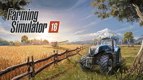 『Farming Simulator 16』の2枚目の画像