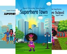 Egypt's Everyday Superheroes (3 Book Series)