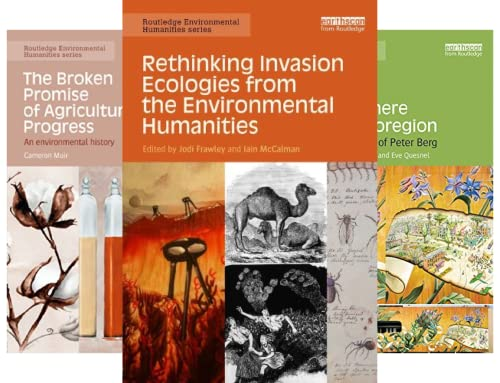 Routledge Environmental Humanities (50 Book Series)