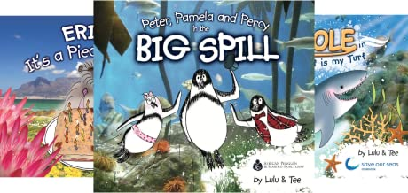 African Penguin by Lulu and Tee (7 Book Series)