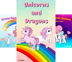 Unicorn Bedtime Story (3 Book Series)
