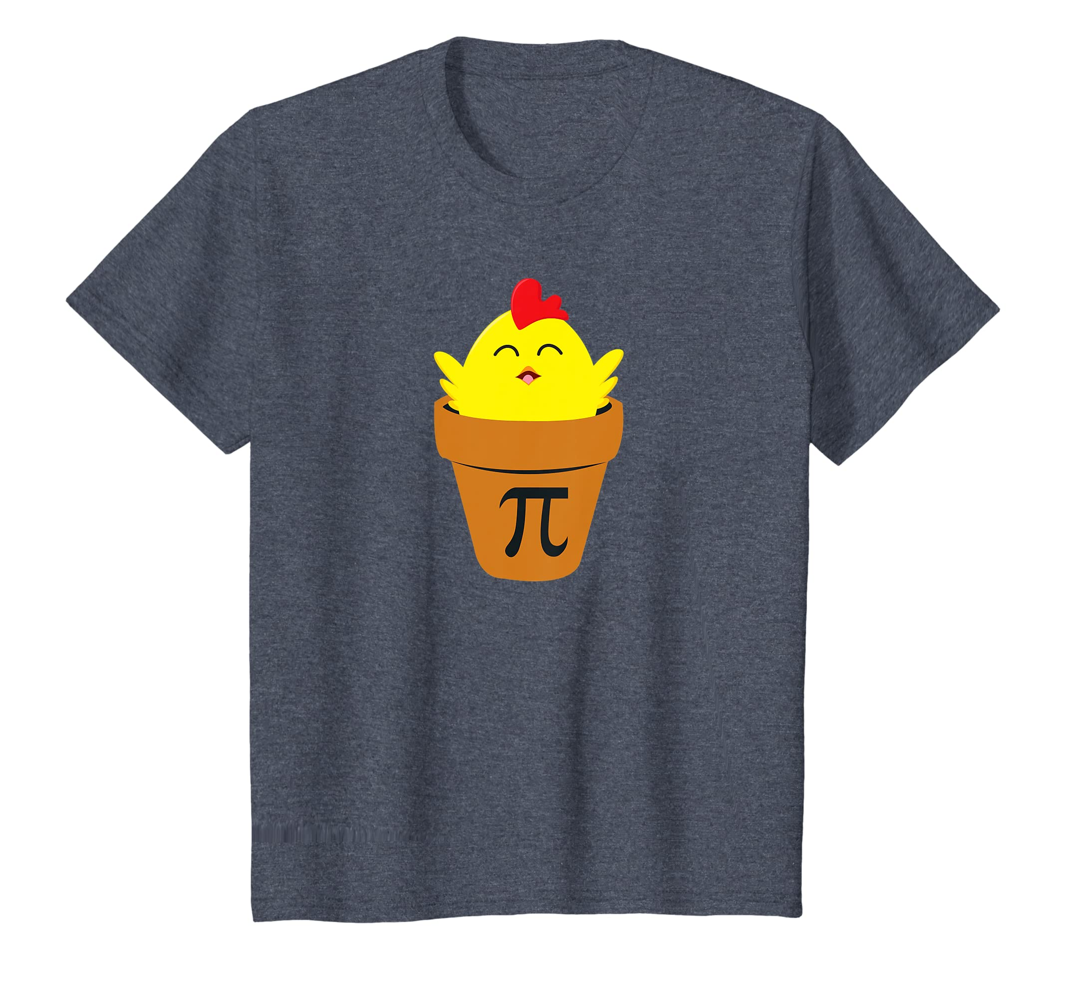 82abaaca Amazon.com: Pi Day Math T Shirt : Funny Chicken Pot Pie T Shirt For All:  Clothing