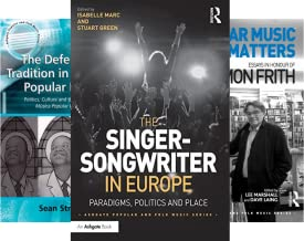 Ashgate Popular and Folk Music (51-100) (50 Book Series)