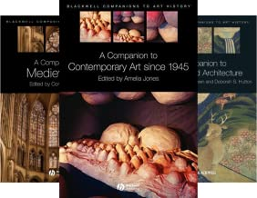 Blackwell Companions to Art History (24 Book Series)