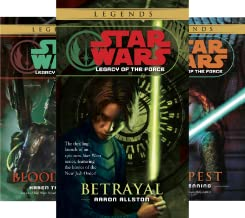 Star Wars: Legacy of the Force (9 Book Series)