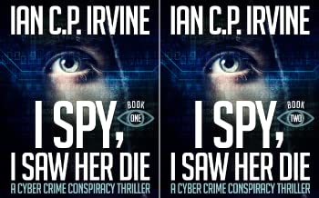 I Spy, I Saw Her Die (2 Book Series)