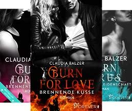 Burn-Reihe (Reihe in 3 Bänden)
