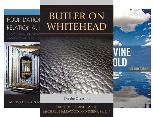 Contemporary Whitehead Studies (12 Book Series)