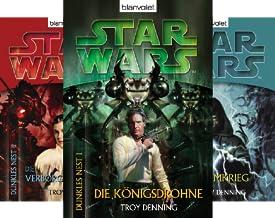 Star Wars Dunkles Nes (Reihe in 3 Bänden)