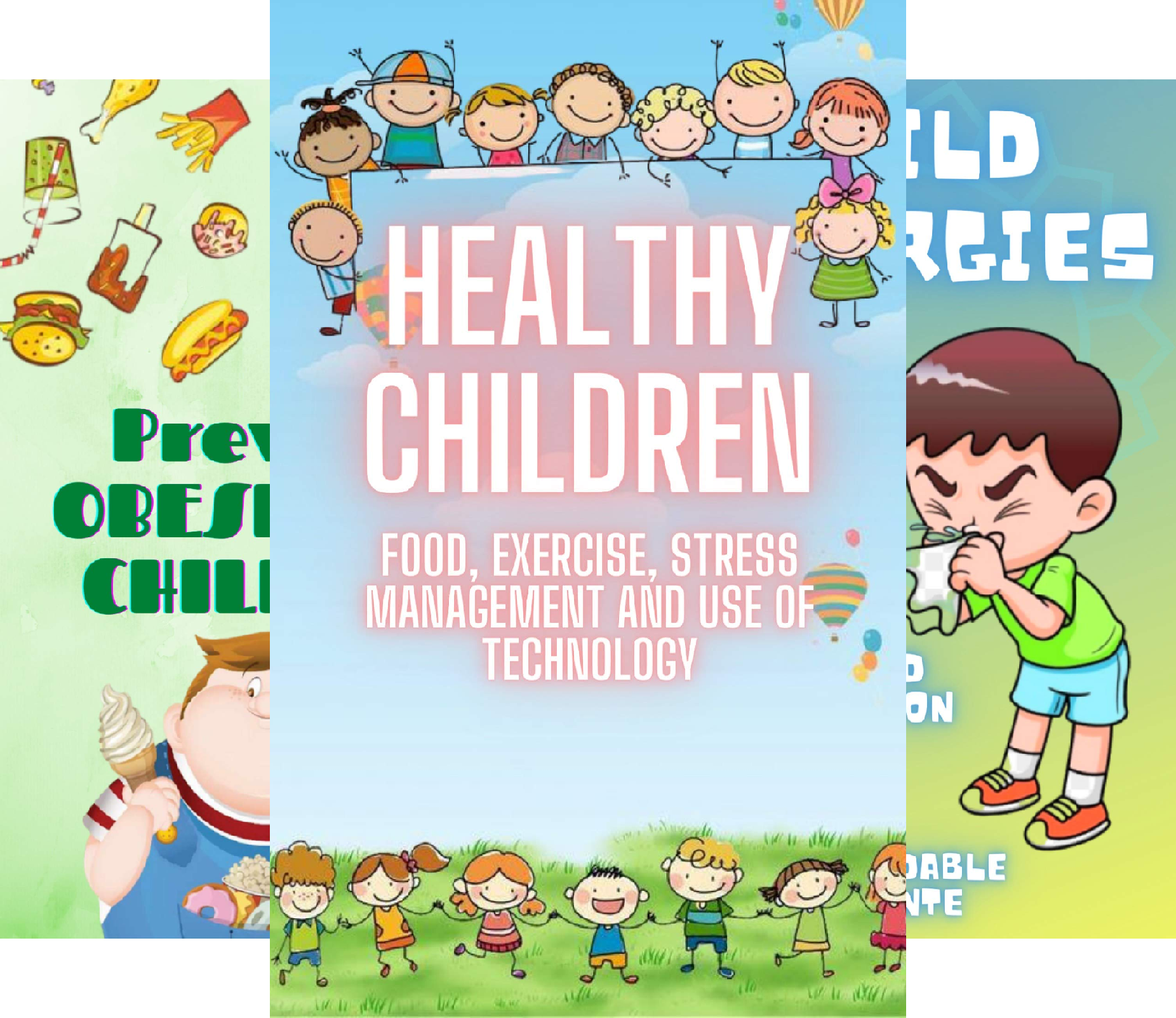 CARE OF CHILDREN (4 Book Series)