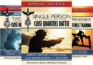 Special Tactics Manuals (3 Book Series)