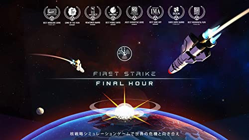 『First Strike: Final Hour』の1枚目の画像