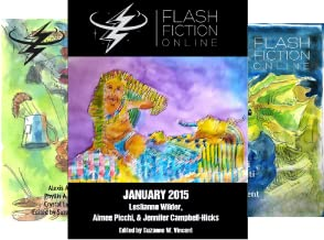 Flash Fiction Online 2015 Issues (12 Book Series)