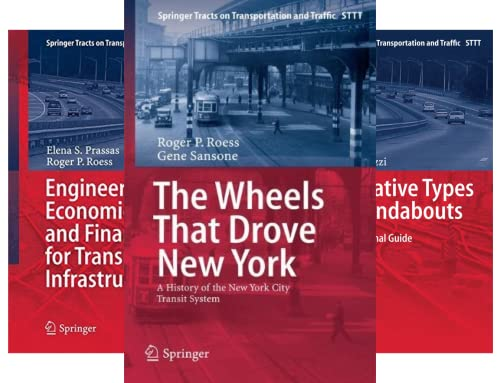 Springer Tracts on Transportation and Traffic (14 Book Series)