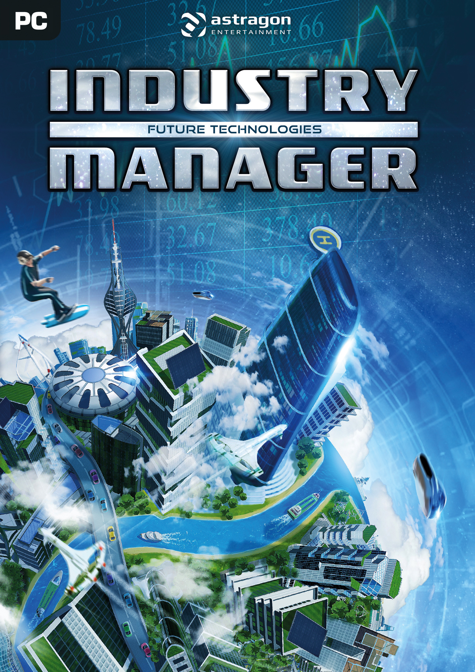 INDUSTRY MANAGER: Future Technologies [Online Game Code]