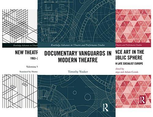 Routledge Advances in Theatre & Performance Studies (51-89) (39 Book Series)