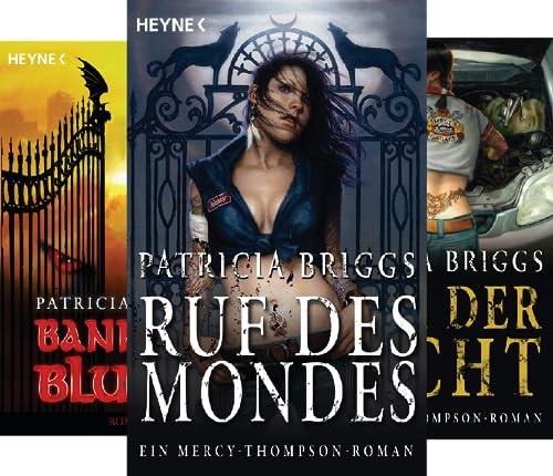 Mercy Thompson (Reihe in 12 Bänden)