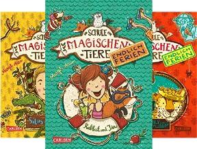 Die Schule der magischen Tiere - Endlich Ferien (Reihe in 5 Bänden)