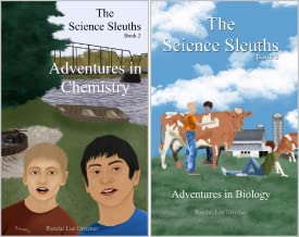 The Science Sleuths (2 Book Series)