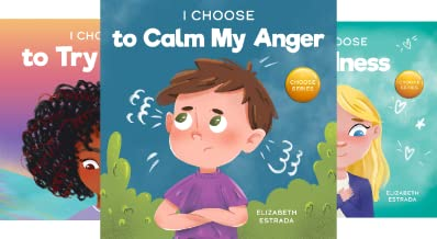 Teacher and Therapist Toolbox: I Choose (10 Book Series)
