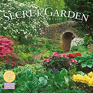 Best Secret Garden Wall Calendar 2019 Review