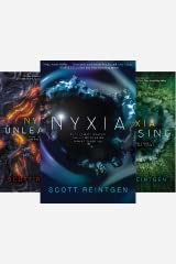 The Nyxia Triad (3 Book Series) Kindle Edition