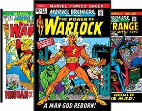 Marvel Premiere (1972-1981) (49 Book Series)