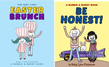 A Bubbie & Buddy Book (2 Book Series)